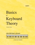 Basics of Keyboard Theory Level 3 (Early Intermediate)