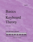 Basics of Keyboard Theory Level 6 (Late Intermediate)