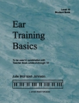 Ear Training Basics, Level 10 Student Book & CD