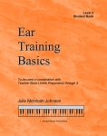 Ear Training Basics, Level 2 Student Book & CD