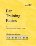 Ear Training Basics, Level 3 Student Book & CD