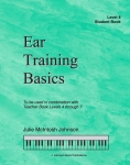 Ear Training Basics, Level 4 Student Book & CD