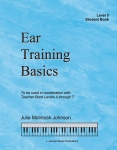 Ear Training Basics, Level 5 Student Book & CD