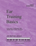Ear Training Basics, Level 6 Student Book & CD