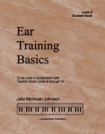 Ear Training Basics, Level 8 Student Book & CD