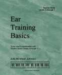 Ear Training Basics, Levels 4-7 Teacher Book